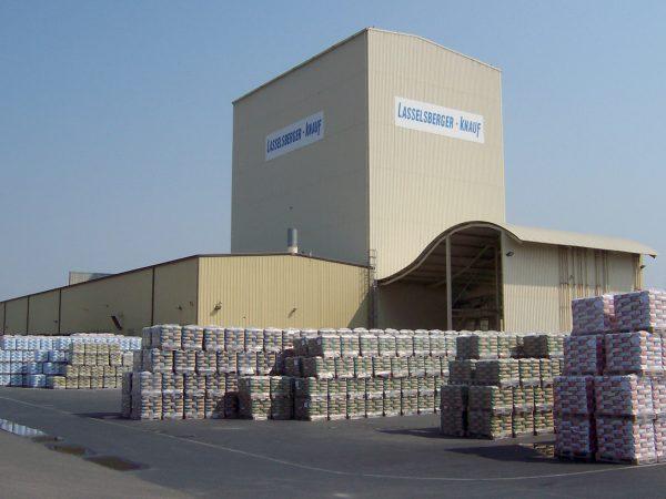 LB-Knauf gyár