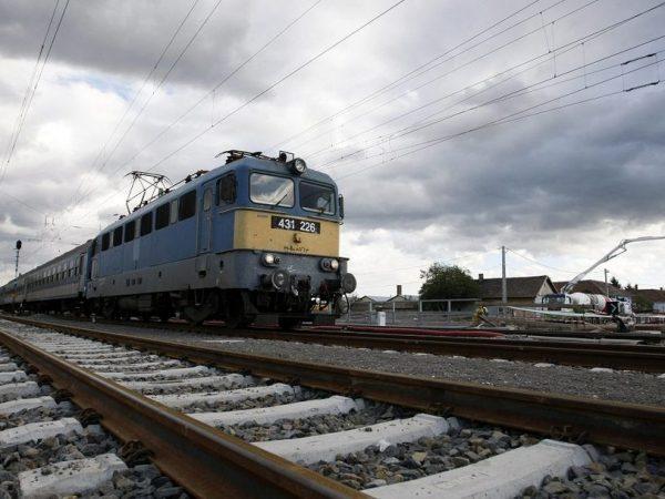 Vasútfejlesztés Szajol - Debrecen