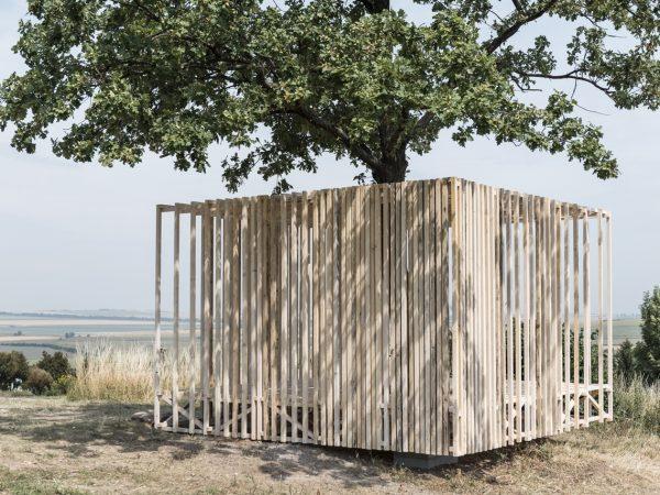 Környezetbarát fakunyhó Hello Wood