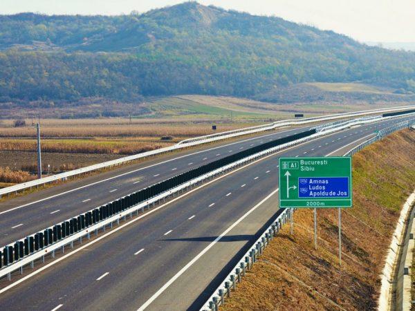 autópálya Erdély