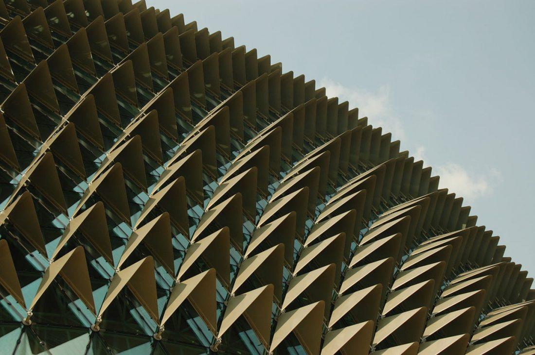 Modern épület - Esplanade