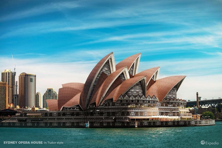 Sydney Operaház