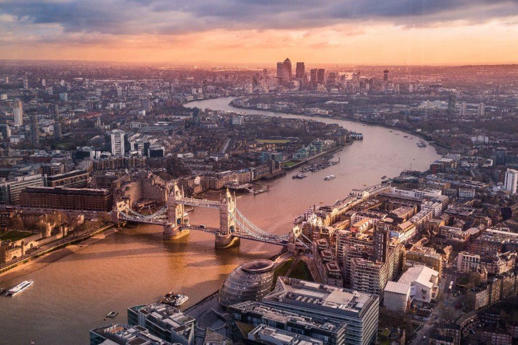 London - drága építkezés
