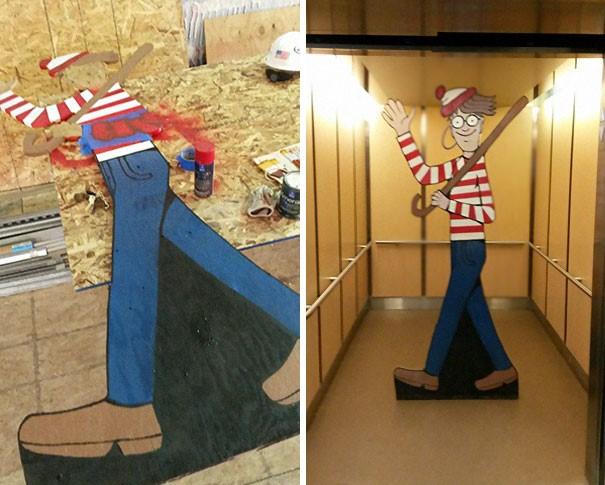 Így készült Waldo