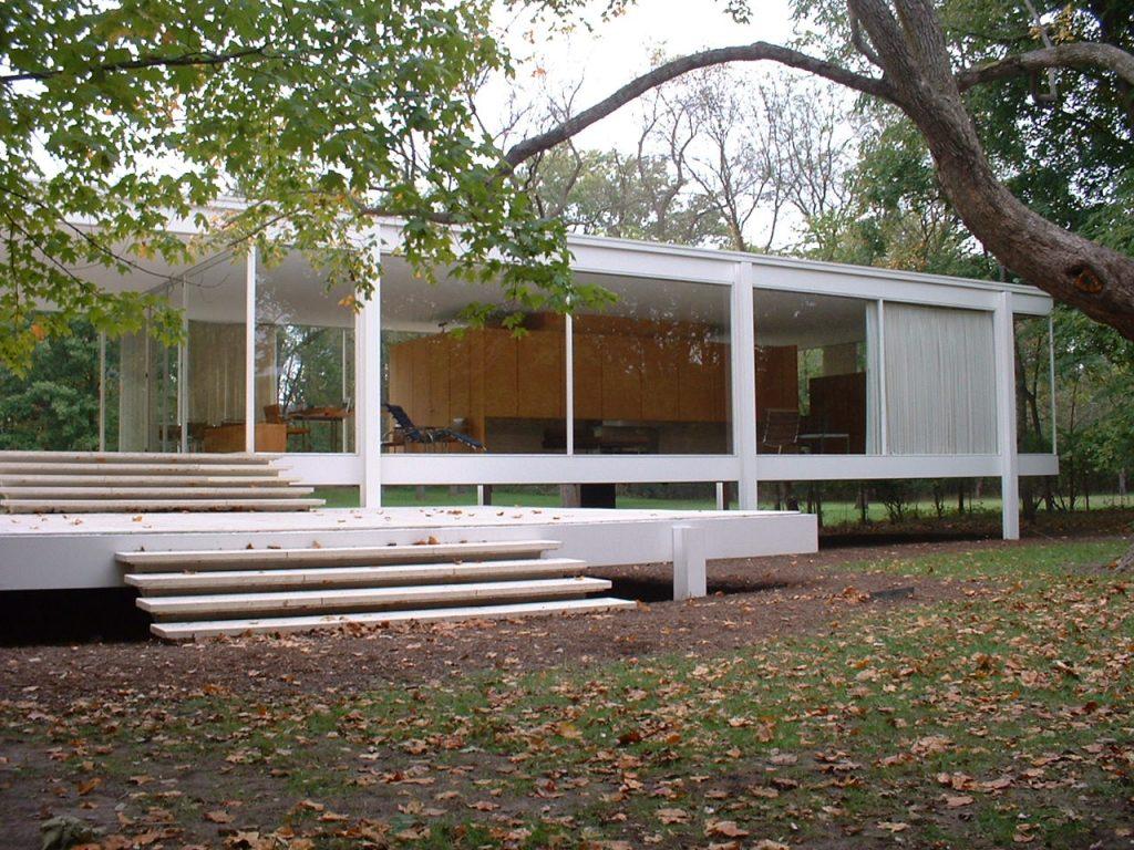 Farnsworth Ház