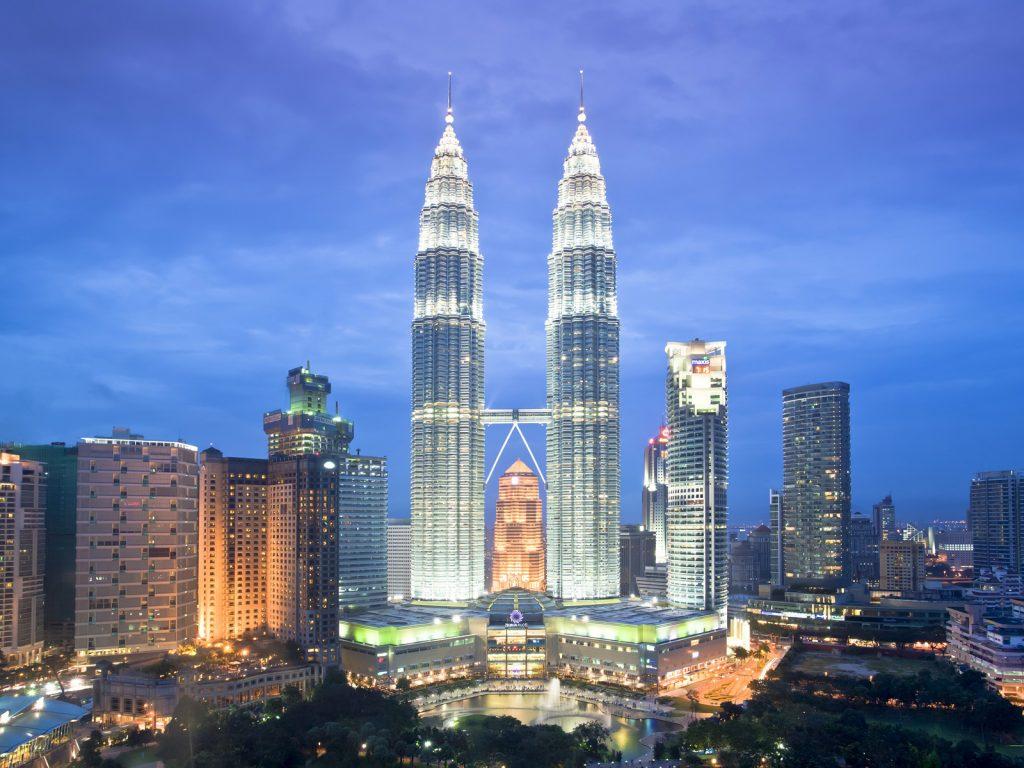 Petronas-tornyok