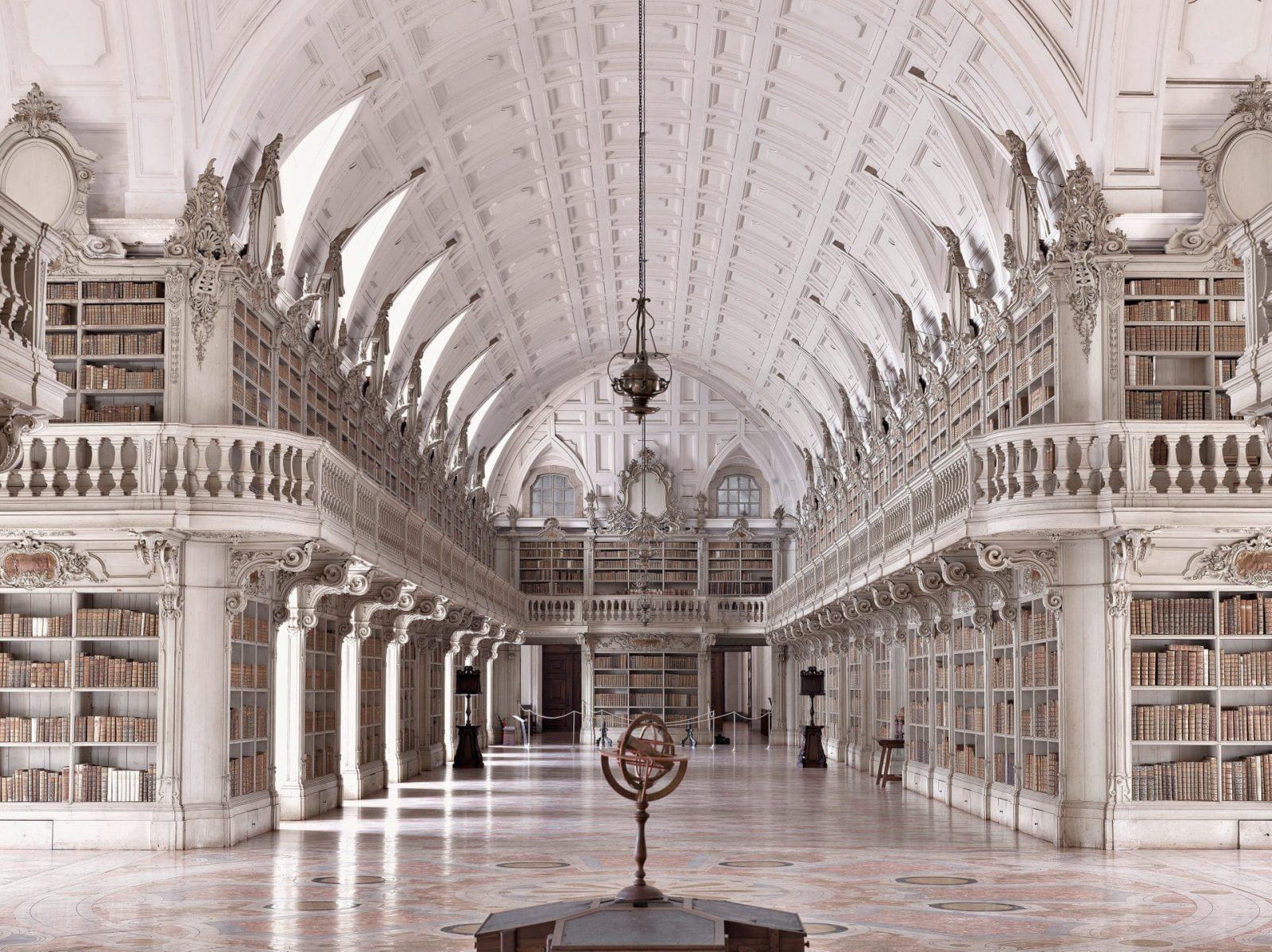 Mafra könyvtár