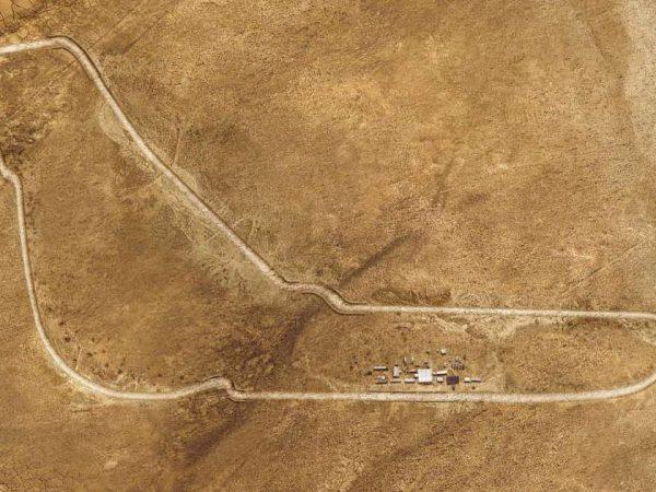 Pálya a sivatagban