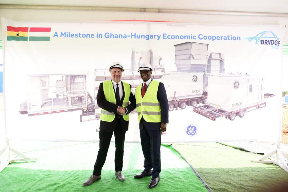 Magyar fejlesztések Ghánában