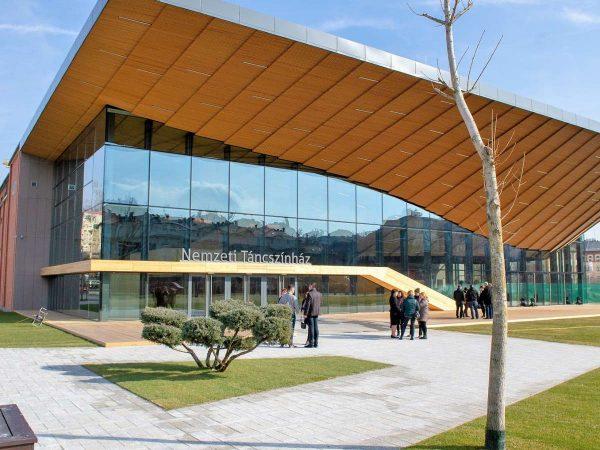 Nemzeti Táncszínház új épülete