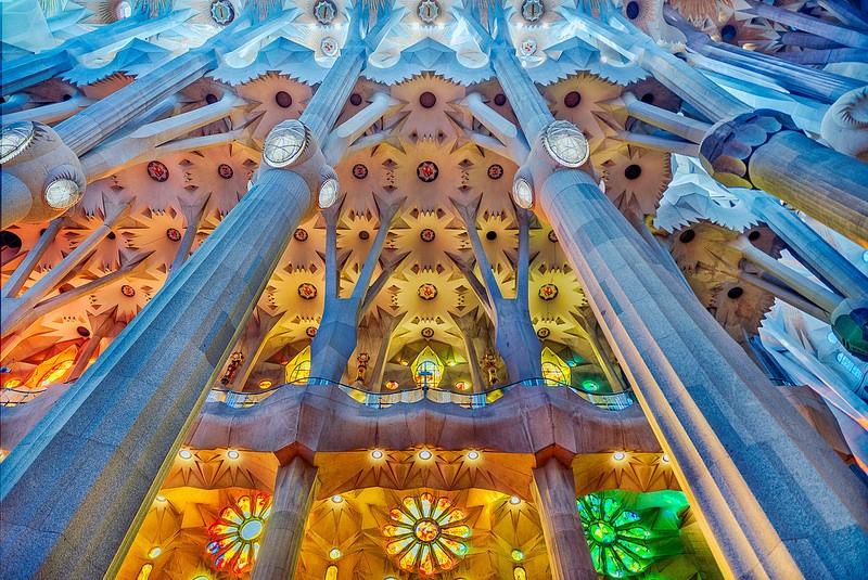 Sagrada Família üvegablakai