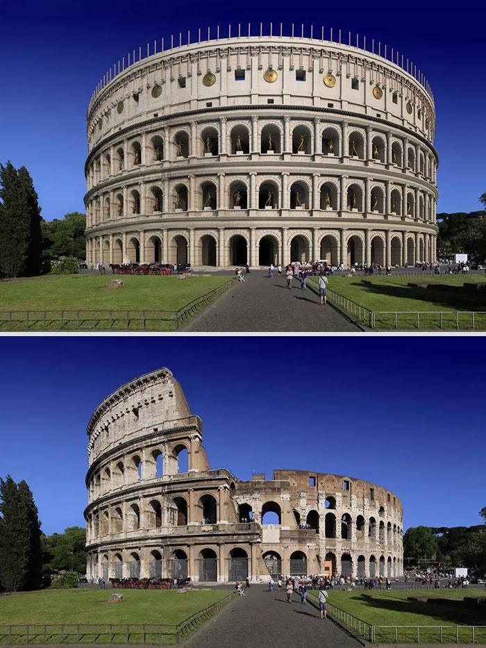 Colosseum - Róma