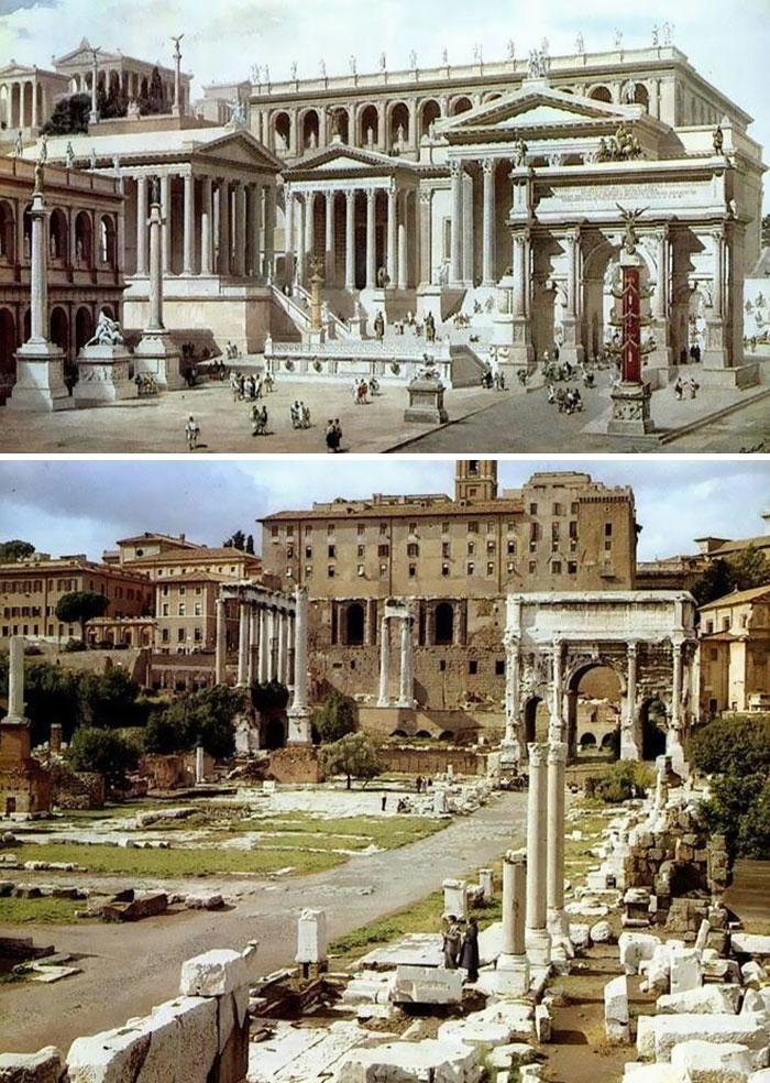 Forum Romanum - Róma