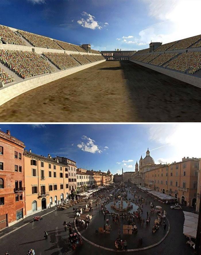 Piazza Navona - Róma