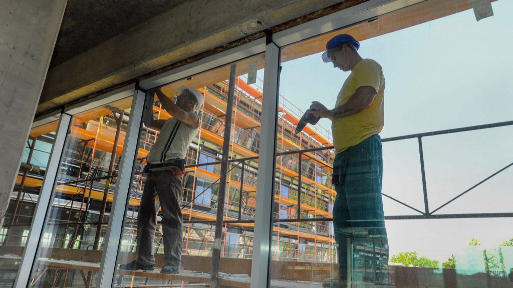 Nőtt az új lakások építése