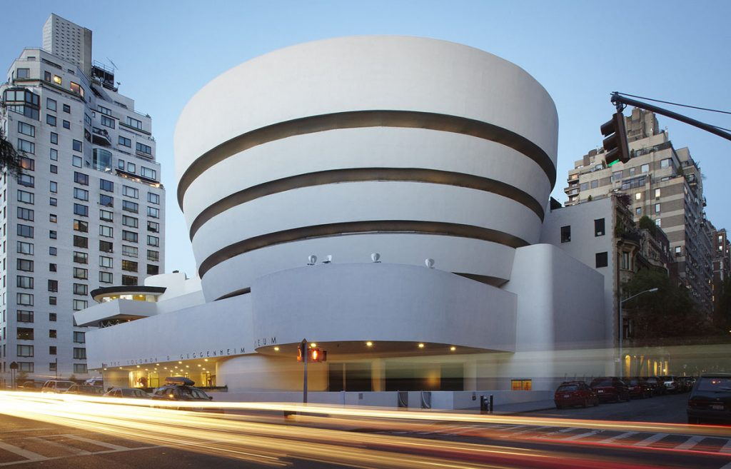 a New York-i Guggenheim Múzeum