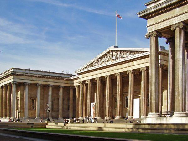 Új komplexum épül a British Museum számára