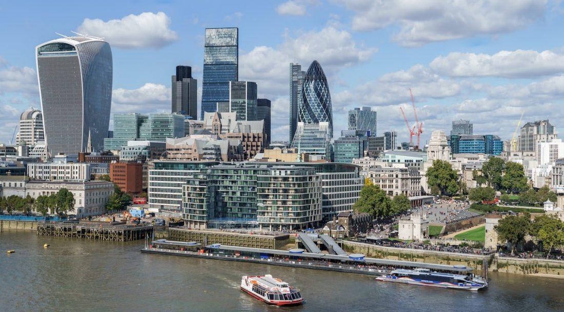 Londonban szigorítják a felhőkarcoló építéseket