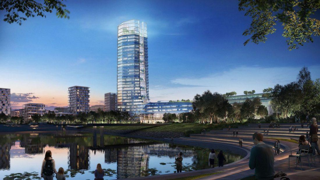 A Market építheti a Mol székházát