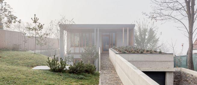 A kolozsvári Nadasan 2. családi ház