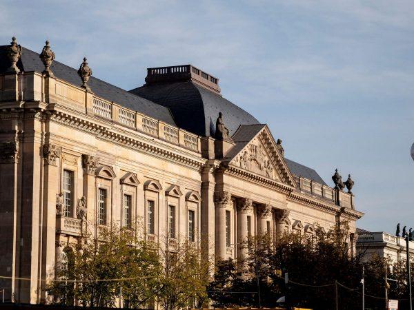 Elkészült a berlini állami könyvtár főépületének felújítása