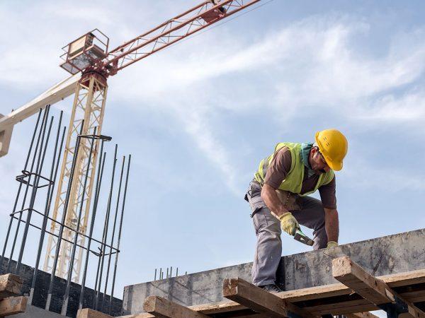 Szeptemberben nőtt az építőipari termelés