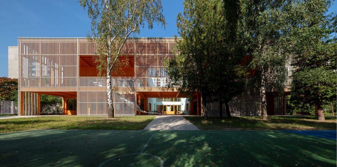 A Vizafogó Tagóvoda kapta idén a Média Építészeti Díját