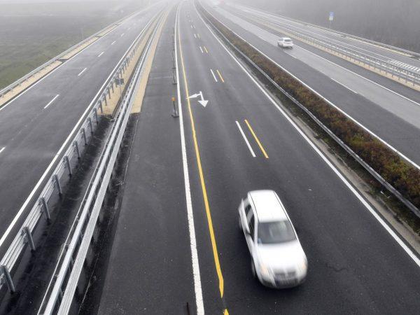 Új autópálya-csomópont készült el a Balatonnál