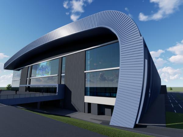 Indul a szegedi multifunkcionális sportcsarnok építése