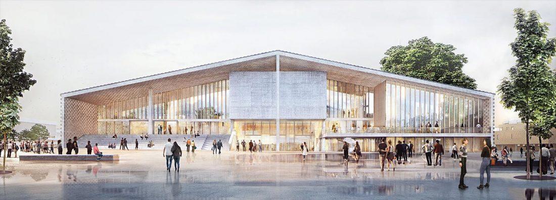 Új múzeum épül Berlinben