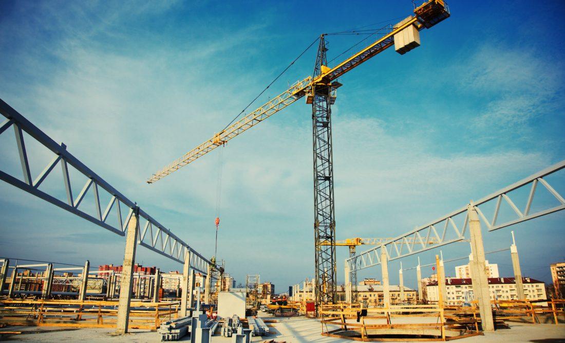 Tavaly is emelkedett az építőipari termelés