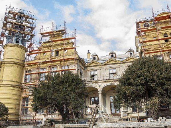 Kiemelt beruházás a Wenckheim-kastély rekonstrukciója