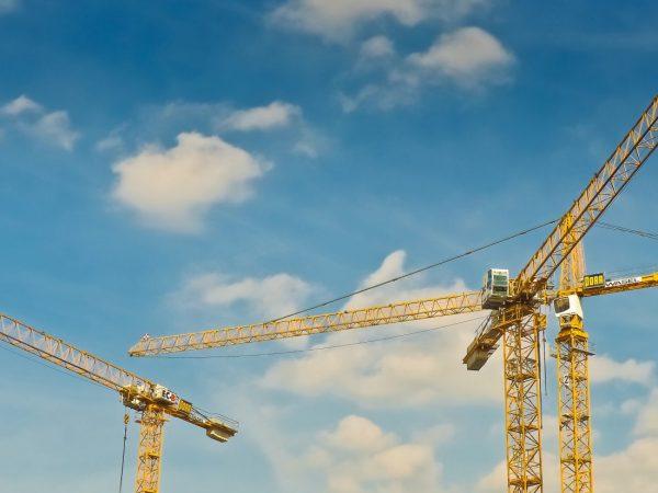 KSH: februárban is nőtt az építőipar termelése