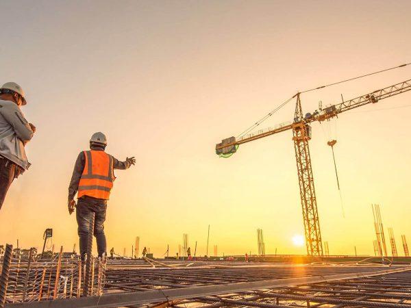 Csökken az építőipar rendelésállománya