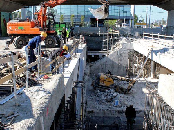Jól halad a 3-as metró déli szakaszának a felújítása