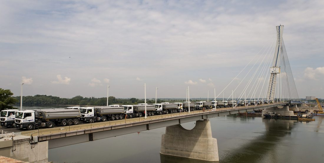 Megvan az új komáromi Duna-híd neve