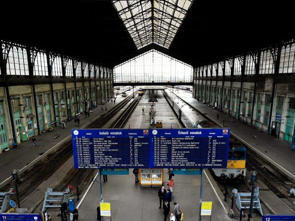 A héten kezdődik a Nyugati pályaudvar felújítása