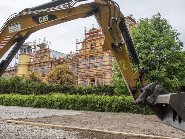 A szabadkígyósi kastély jövőre megnyithatja a kapuit