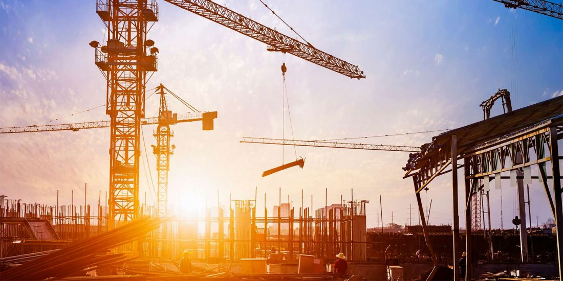 Májusban csökkent az építőipar termelése