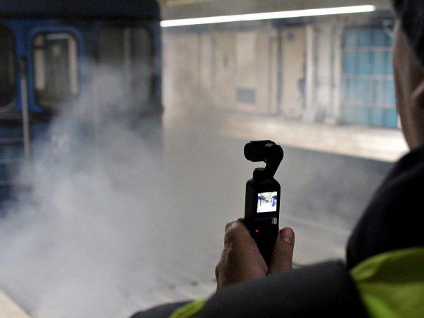 Füstpróbákkal tesztelik az M3-as metróvonal állomásait