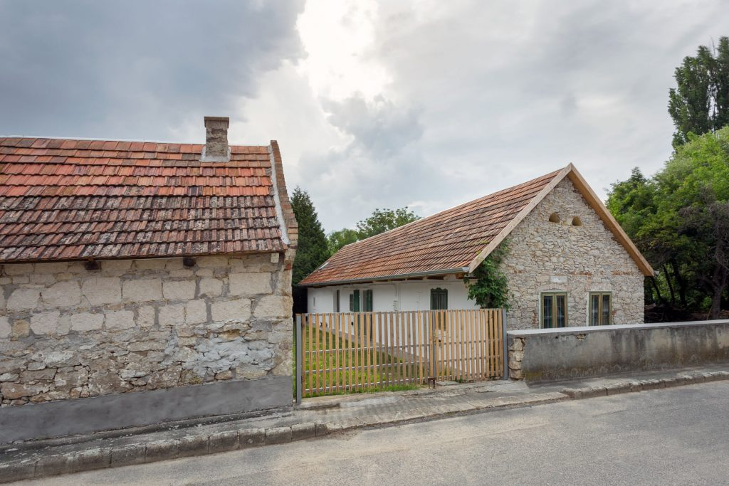 Cserépfalui családi ház. Forrás: Év háza