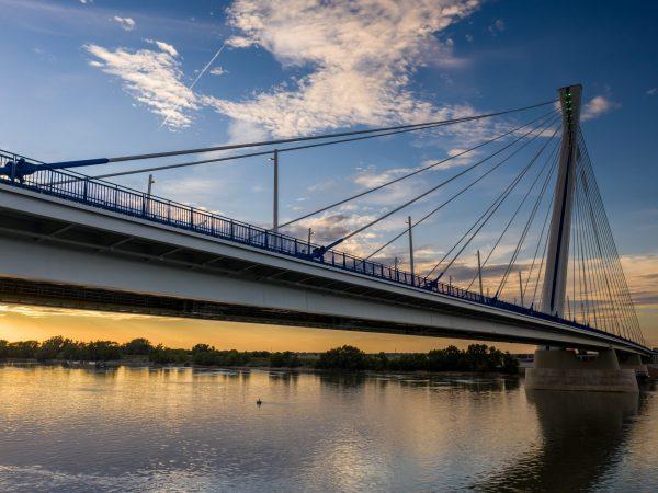 Átadták a Monostori hidat