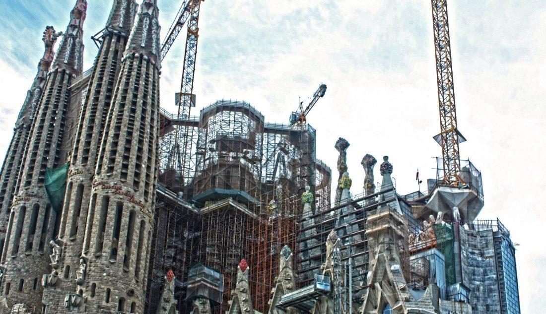 Nem készül el a tervezett időpontra a Sagrada Família