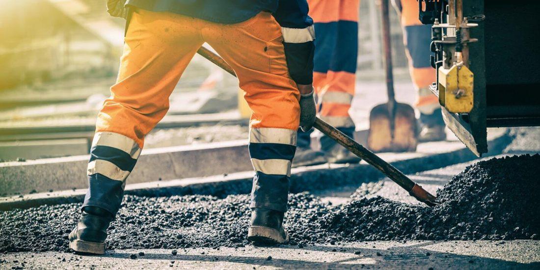 A válsághelyzet az építőipari termelésre is hatással volt