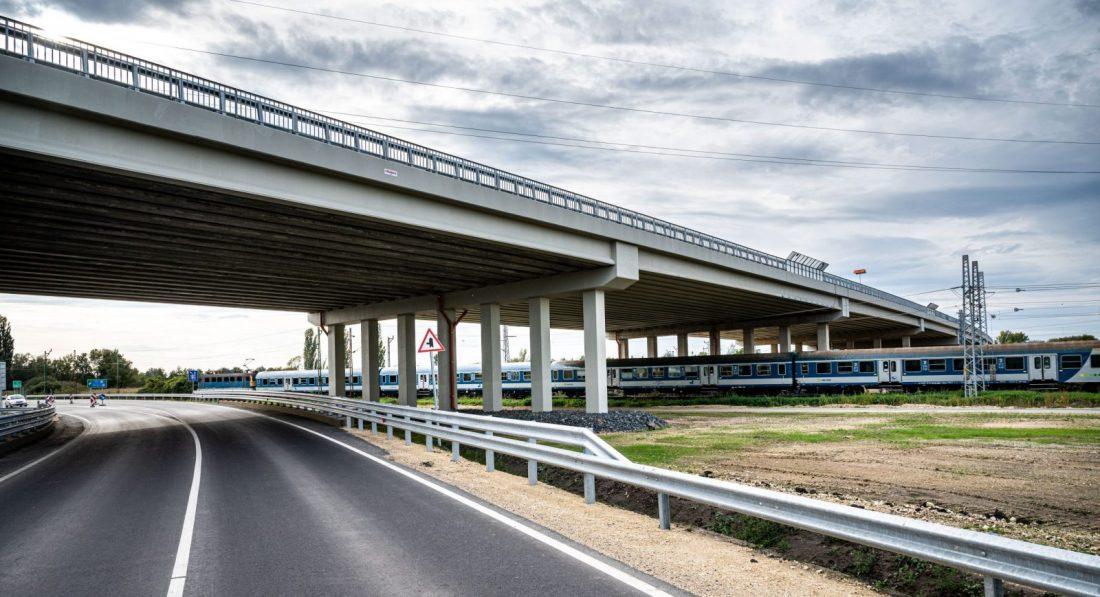 Elkészült az M76-os gyorsforgalmi út első üteme
