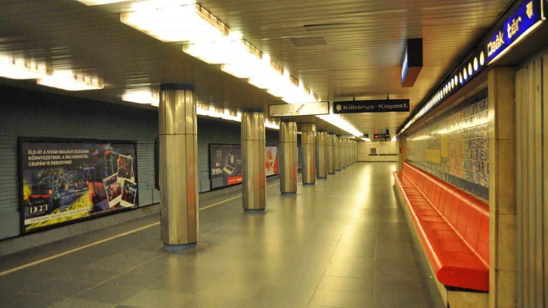 A 3-as metróból kerültek műtárgyak a Közlekedési Múzeum gyűjteményébe