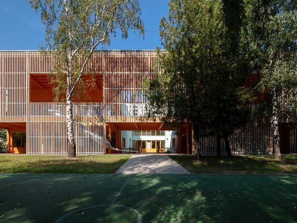 Egy óvoda nyerte el Budapest Építészeti Nívódíját