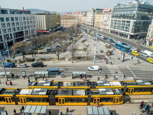 Idén indul a Blaha Lujza tér felújítása