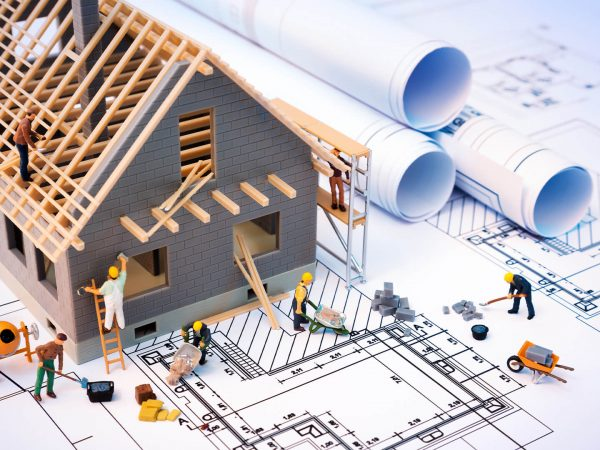 Az építőipar teljesítménye elérheti a 4500 milliárd forintot