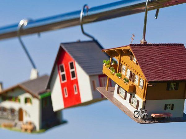 Csökkentek az ingatlanárak